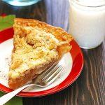 Dutch Apple Pie - Jeannie's Tried and True Recipes