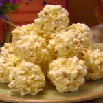 Popcorn balls – The Plaid Line
