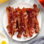 Seriously Easy Microwave Bacon (Ready in 6 Minutes!) - Fit Foodie Finds