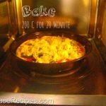 Make Veg Pizza in Microwave Convection Oven Recipe -  inHouseRecipesinHouseRecipes