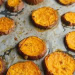 Baked Sweet Potato Slices - The Cookware Geek