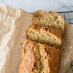 Easy Homemade Sourdough Banana Bread (from discard) - Cozy Recipe