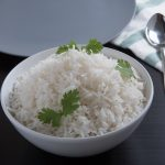Basmati Rice, Microwave Method for Cooking recipe | Epicurious.com
