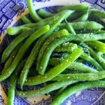 Green Beans 101, or how not to ruin your fresh green beans -  vomitingchicken.com