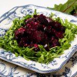 Beet & Ginger Salad | Food Over 50