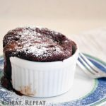 Unbelievably Healthy Beetroot Chocolate Microwave Cake (Clean)   Clean,  Cheat, Repeat