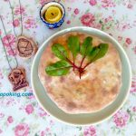 Ossetian pie Tsakharadzhin with beet greens ! – Love… to cooking !