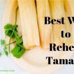 Best Way To Reheat Tamales | 5 Easy Methods | Kitchen
