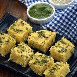 microwave khaman dhokla recipe | instant khaman dhokla | quick Gujarati  besan dhokla |