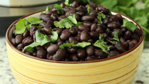 Quick and Easy Black Beans (in the Instant Pot) - Hug For Your Belly