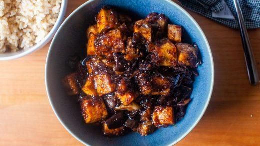 black pepper tofu and eggplant – smitten kitchen