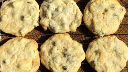 No Egg Chocolate Chip Cookies Recipe - Bread Dad