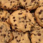 Mini Chocolate Chip Cookies Recipe - Bread Dad