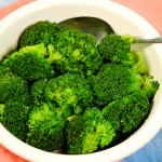 How to Steam Frozen Broccoli in the Microwave   Just Microwave It