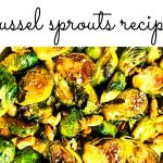 How to make Roasted Brussels Sprout Recipe at Home - AjKal
