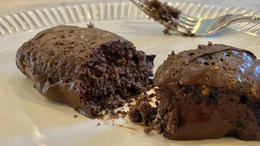 Microwave a Protein Bar & You'll Be Eating Warm Cake in Seconds!