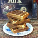How to Reheat Leftover Waffles   Vintage Cooking