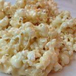 Marshmallow Caramel Popcorn | Delish Cooks