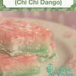Microwave Mochi (Chi Chi Dango)   Recipe   Dango recipe, Mochi recipe, Mochi  recipe microwave