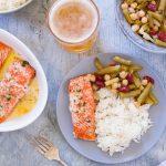 Microwave Salmon Fillets Recipe - Food.com