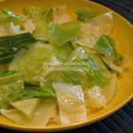 Sweet Steamed Cabbage – Buttoni's Low-Carb Recipes