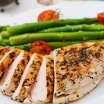 Calorie content Chicken fillet (breast), cooked in the microwave. Chemical  composition and nutritional value. | Healthy Food Near Me