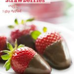 How To Make Chocolate Dipped Strawberries DearCreatives.com