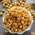 Easy 10-Minute Microwave Caramel Corn (BEST EVER) - Layers of Happiness