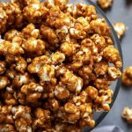 This IS IT! Seriously the BEST Easy Homemade Caramel Corn   Foodtasia