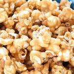 Peanut Butter Popcorn a Gourmet Popcorn Recipe - Nerdy Mamma