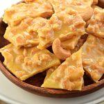 Cashew Brittle Recipe - Food Fanatic