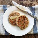 Leek & cheese welshcakes + stories from a Welsh grandmother