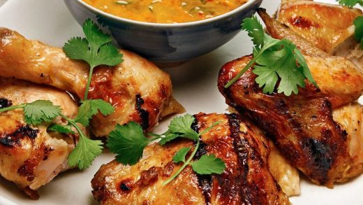 Chicken Recipes: Indian Grilled Chicken Recipes In Microwave Oven