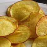 Microwave potato crisps   Spice and more