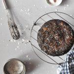 MICROWAVE CHOCOLATE CAKE - Curry Lens