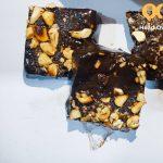 Chocolate Nuty Fudge - Vegan Dinner Recipes