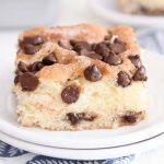 Chocolate Chip Mug Cookie {60-Second} | Mel's Kitchen Cafe