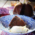 Christmas steamed ginger pudding • Gestational Diabetes UK