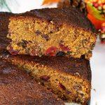Plum Cake Recipe | Steffi's Recipes