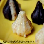 Coconut Modak Microwave Method | Chakali blog