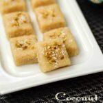 Spicy Treats: Coconut Burfi Recipe   Coconut Burfi Uing Mawa   Easy Diwali  Sweet Recipe Ideas