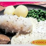 Cod Luthefisk (Lutfisk)   Cooking delicious at home - recipes of different  dishes