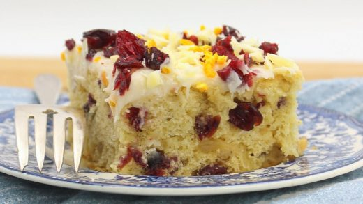Cranberry Bliss Coffee Cake – Palatable Pastime Palatable Pastime