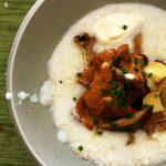 creamy white polenta with mushrooms – smitten kitchen