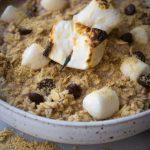 Creamy S'mores Oatmeal   Breakfast   Cashews & Quinoa