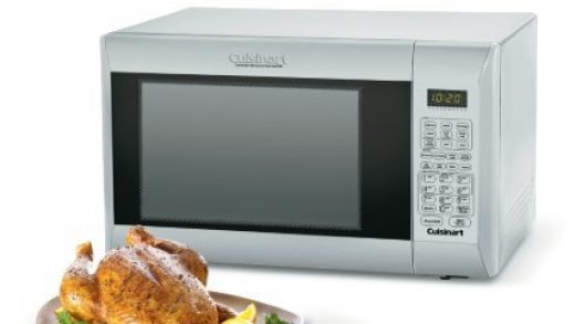 Cuisinart Convection Microwave Oven and Grill -CMW-200 - MANUAL