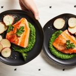 A 20-minute salmon dinner for two that tastes as great as it looks on the  plate – The Denver Post