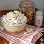 DIY Microwave Popcorn in a Bowl: A Healthy Snack Idea