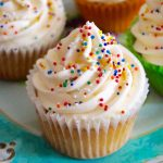Perfect Vanilla Cupcakes   What Jessica Baked Next...