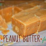 7 Food Gifts – #5 Alton Brown's EASY Peanut Butter Fudge   Cupcake Artist